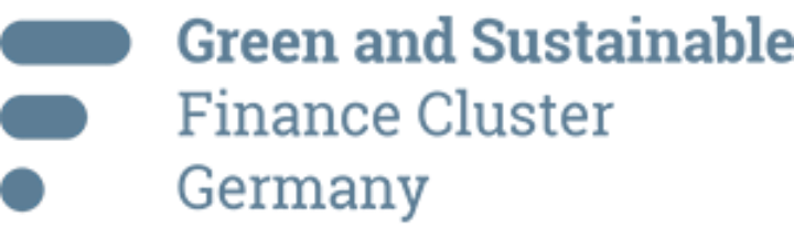 Logo Green and Sustainable Finance Cluster Germany (c)