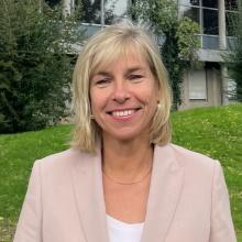 This image shows Michaela Müller-Wittek